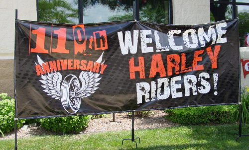 110th Harley Riders