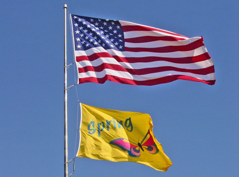 Big, Large, and Giant Custom Flags & Custom Banners - Flag