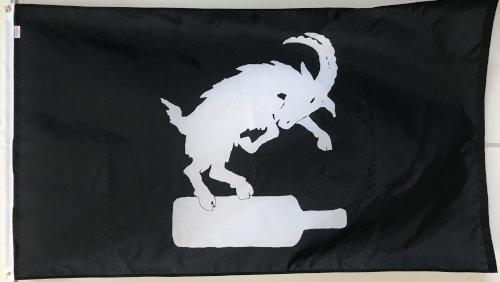 Goat Flag