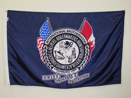 International Brotherhood of Boilermakers Custom Digital Print Flag.jpg