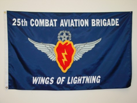 25th Combat Aviation Brigade Flag.JPG