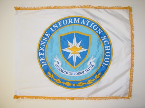 Defense Information School Indoor Flag.JPG