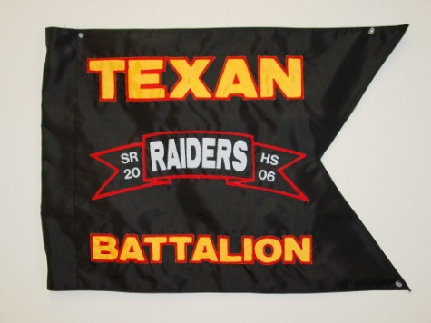Texan Raiders Guidon.JPG