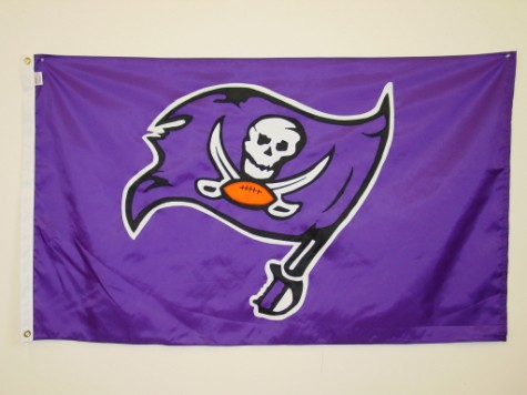 Grantsburg High School Flag.JPG