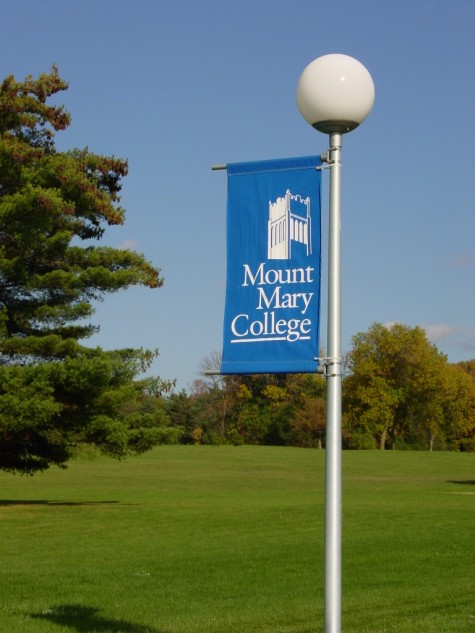 Mount Mary College Street Banner.JPG