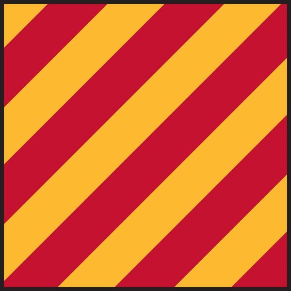 Y Yankee Code Flag