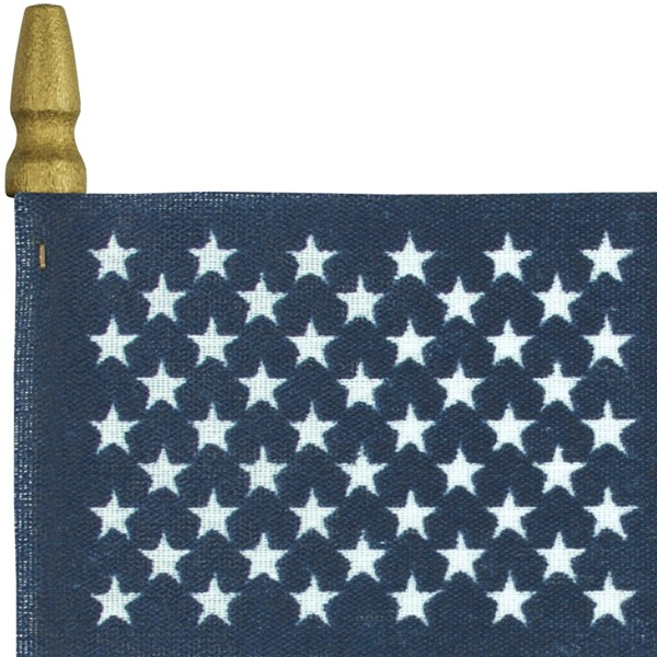 U.S. Mounted Cotton no fray With Spear