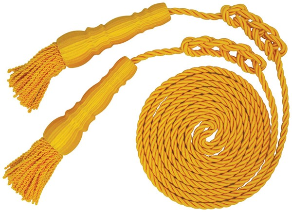 Gold Cord and Tassels for 4x6 flag