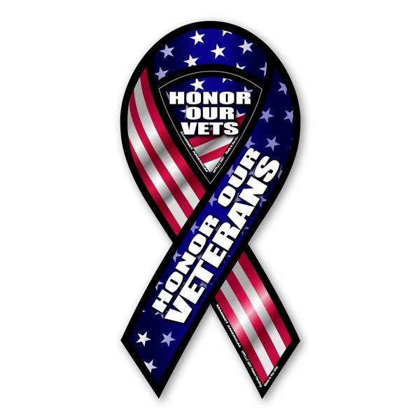 Honor Our Veterans Magnet