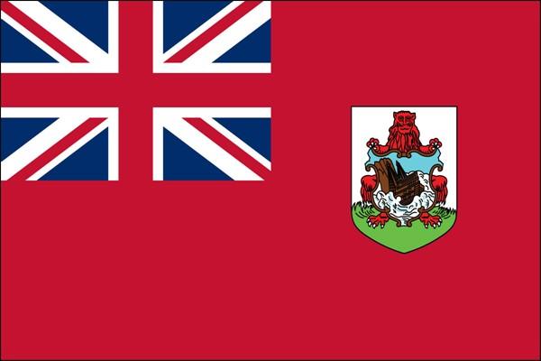 Bermuda Nylon Flag