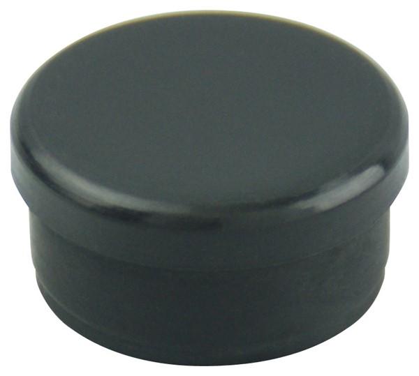 Black Plastic Bottom Plug