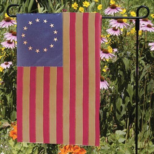 U.S. 13 Star 12x18in Flag