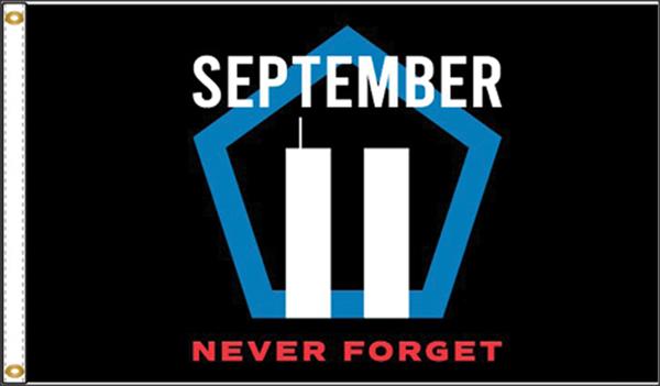 September 911 3x5' Flag