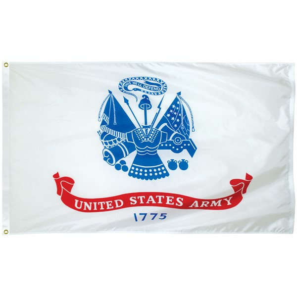Army Light Weight Polyester Flag