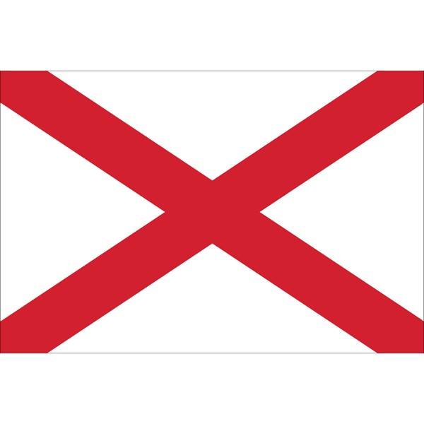 Alabama State Nylon Flag