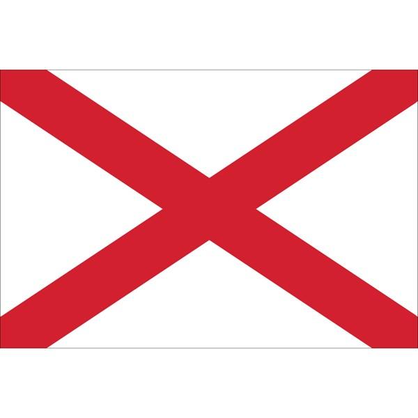 Alabama State Polyester Flag