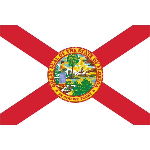 Florida State Nylon Flag