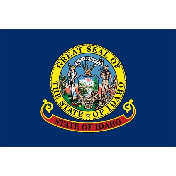 Idaho State Nylon Flag