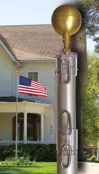 15ft Telescoping Flagpole