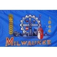 Milwaukee Flag