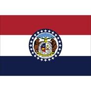 Missouri State Polyester Flag