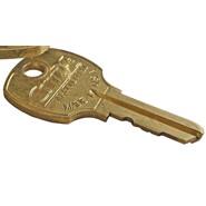 Key for an Internal Halyard Flagpole Door