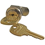 Lock & Key for Internal Halyard Door & Frame Unit