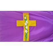 Easter Cross Flag