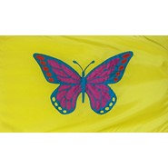 Butterfly Flag