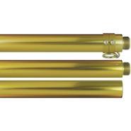Deluxe Aluminum Poles Gold