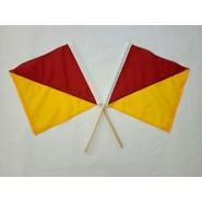 Semaphore Signal Flags 3