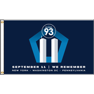 Remember 911 3x5' Flag 3