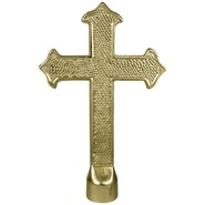 Metal Fancy Cross without Ferrule