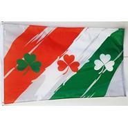 Three Irish Clovers
