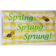 Spring Sprang Sprung