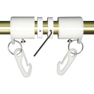 Never Furl Pole Rings (WHITE) 3