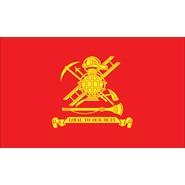 Firemen 3x5ft Flag