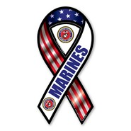 Marine Red White Blue Magnet