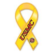 USMC Yellow Magnet