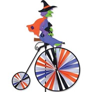 Witch High Wheel Bike