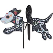 Day of the Dead Dog Petite Spinner