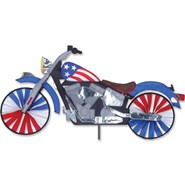 Patriotic Motorcycle 32in