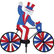 Uncle Sam Bike Spinner 20in