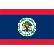 Belize Nylon Flag