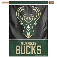 "Milwaukee Bucks 28""x40"" Banner"