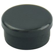 Black Plastic Bottom Plug