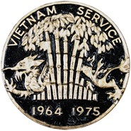 Vietnam Bamboo Thermoplastic Memorial Marker
