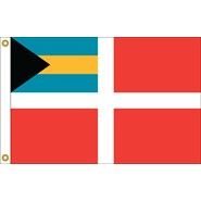 Bahamas Merchant Flag