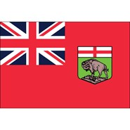 Manitoba 3x5ft Flag