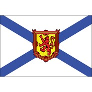 Nova Scotia 3x5ft Flag